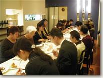 平成20年11月20日(木) レストラン コムデポアソン