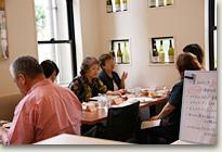 低カロリー食事会  セレクトコース:2009.7.20
