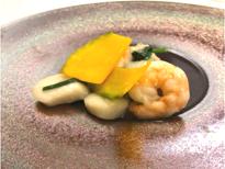 海老と帆立と野菜の炒め ≪118kcal≫