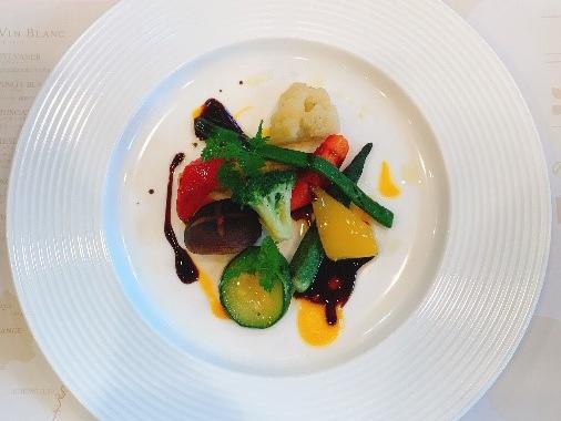 10種の温野菜≪96kcal≫
